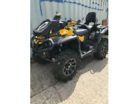 CAN AM OUTLANDER 1000 MAX XTP
