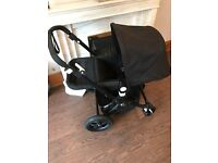 Bugaboo Cameleon 3 All Black - EXCELLENT CONDITION
