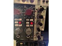 Heritage Audio 73jr 500 Series Neve Style Preamp (2 of 2)