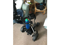 Powerbug Electric Golf Trolley