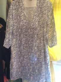East tunic dress