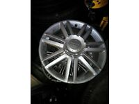 Audi S3 alloy wheels X 4