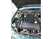 Rover, 25, Hatchback, 2001, Manual, 1396 (cc), 5 doors