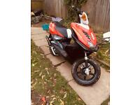 Yamaha areox 70cc