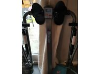 Body sculpture rowing machine only a few month old