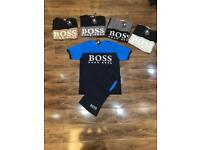 Hugo boss short sets