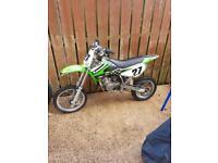 2005 Kawasaki Kx 65cc