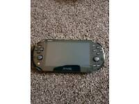 Playstation vita wifi console boxed