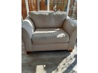 M&S Abbey style love seat for sale