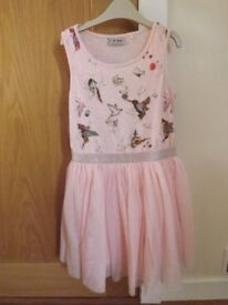 Girls Next Party Dress Age 8