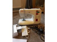 Janome cxl301 sewing machine