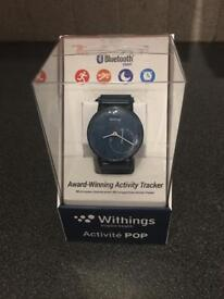 Withings activity tracker (Like Fitbit)
