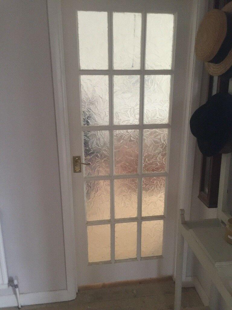 Wooden And Glass Panel Doors 15 In Hove East Sussex Gumtree
