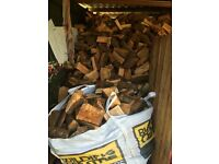 Kiln dryed logs - 20% moisture