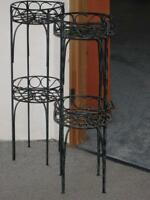 WIRE METAL PLANT STANDS