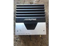 Alpine v12 amp