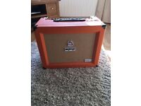 Orange CR60 Amplifier (Perfect, As New Condition)
