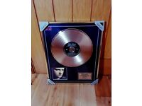 Phil Collins Gold Disc