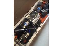 Brand New Dual Cylinder and Mortice Key Cutting Machine