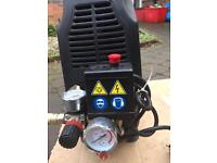 Portable air compressor (Now sold)