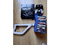 PS4 1tb With VR and 18 GAMES