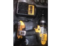 Dewalt drill charger battery