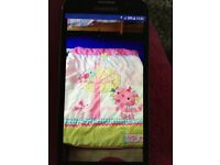 Cot quilt and bumper bundle
