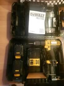 Dewalt Cordless Drill. 18V XR LI-ON