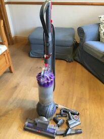 Dyson animal cleaner, as new, only six months old