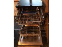 6month old Grundig freestanding dishwasher. GNF41810B
