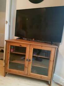 Large Solid Wood TV Cabinet or Bookcase