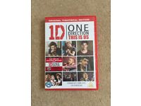 1D This Is Us DVD.