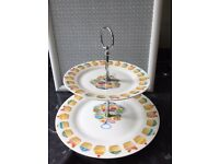 afternoon tea party cake stand