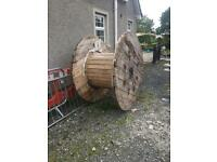 Cable reel /garden furniture