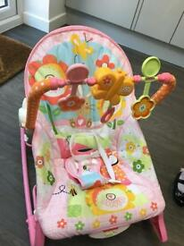 Fisher-Price Baby to toddler rocking chair
