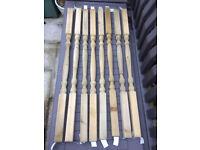 8 x decking spindles. Never used.