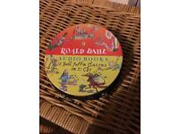Roald Dahl audio books