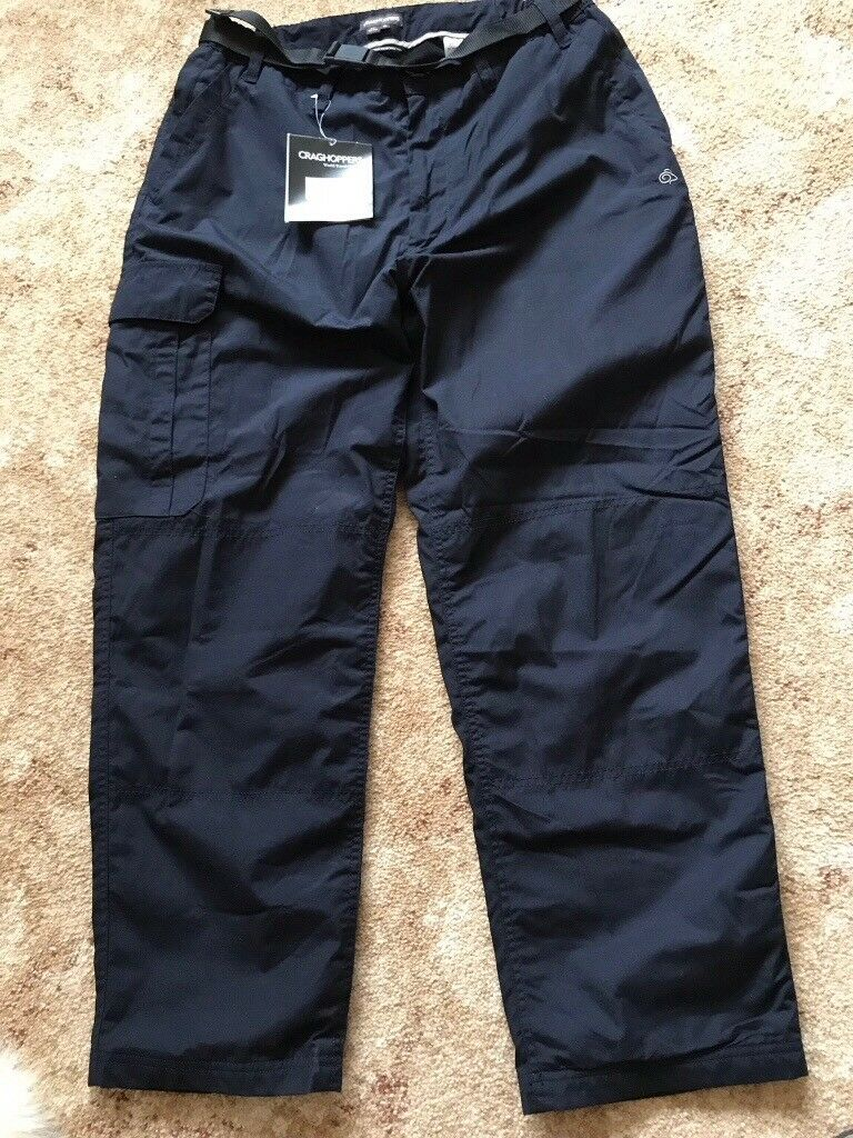 Men's Craghoppers lined trousers