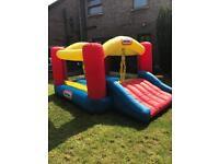 Bouncy castle ( little tikes)