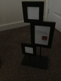New multi photo frame with stand for sale