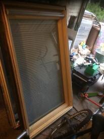 Keylite 940mm x 1600mm roof window