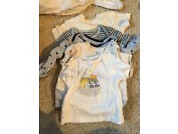 Newborn/0-3 month bundle - boy/neutral