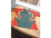 "Ysgol Y Strade Llanelli School Rugby Jersey/Top/Shirt Medium 40"" Pit to Pit Excellent condition."