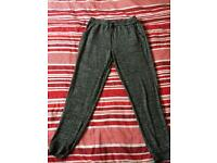 Tracksuit and legging set