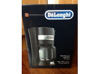 DeLonghi Filter Coffee Maker 10 cup capacity