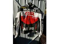 Men's bikers jacket XL