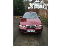 Rover 45 with Honda engine for sale