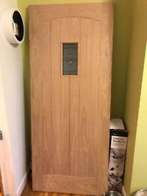 Croft Oak Veneer Door