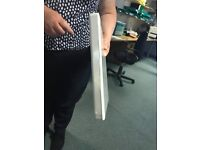 FREE for collection- 25 white A4 ring binders