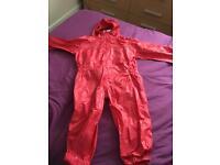NEW/UNWORN Child's puddle suit